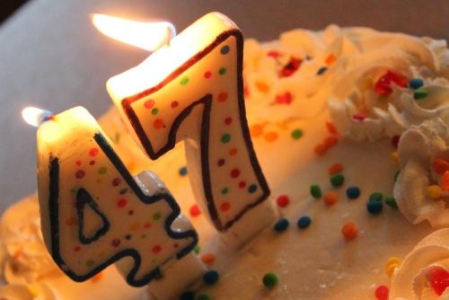 Happy 47
